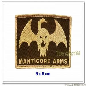 美國怪獸武器製造(AK47步槍製造)(沙色)(9x6)【國外527】