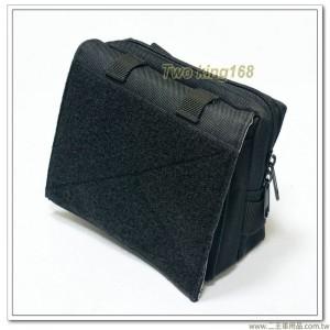 黑色戰術腰包(模組化結合包)