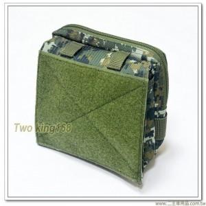 國軍數位迷彩戰術腰包(模組化結合包)