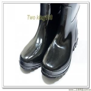 軍用雨鞋(黑色)