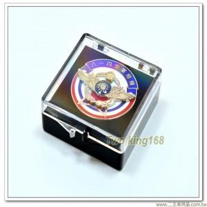 814空軍楷模紀念徽章(含盒)【bf-13】