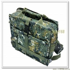軍用多功能手提肩背包(國軍數位迷彩)(S-013)