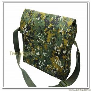 國軍數位迷彩乾糧袋(帆布材質)