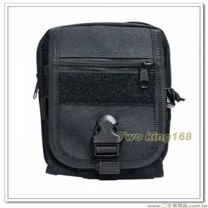 大容量勤務腰包(黑色) #迷彩腰包 #戰術腰包