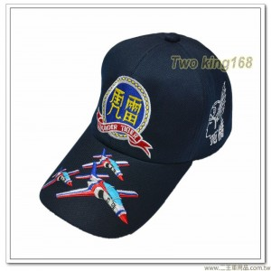 空軍雷虎小組便帽(硬式細網排汗帽)(814筧橋)【NO.89】