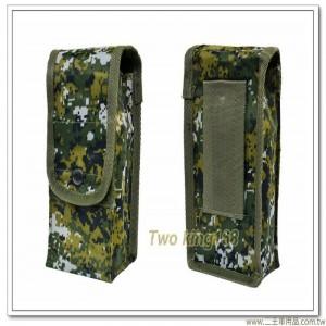 國軍數位迷彩65K2、T91步槍彈匣袋(單連雙彈匣)(單個出售)