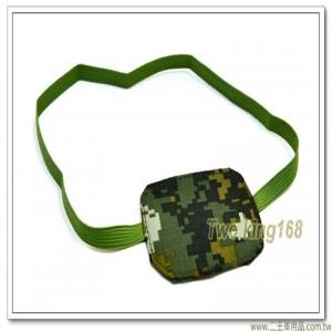 國軍數位迷彩單眼罩(打靶專用)