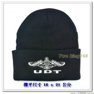 UDT海軍爆破大隊徽毛帽【2-64-2-1】