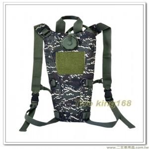 海軍陸戰隊數位虎斑戰術水囊袋(3公升)