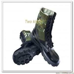 國軍數位迷彩軍鞋-新式陸軍數位迷彩鞋-運動型輕量鞋-已安裝好拉鏈盤