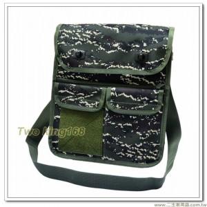 海軍陸戰隊數位虎班公文袋(防水布材質)(昇)