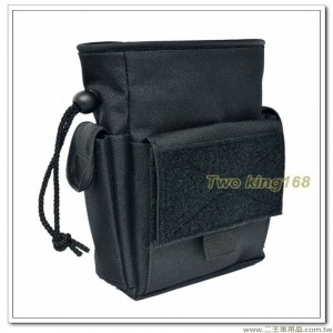 彈匣收集袋(黑色) #彈匣回收袋