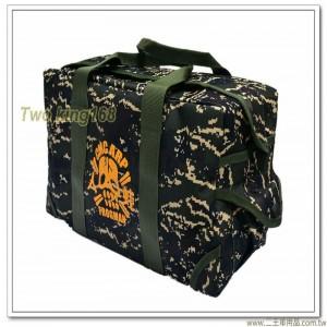 蛙人帆布手提袋(海軍陸戰隊數位虎斑)