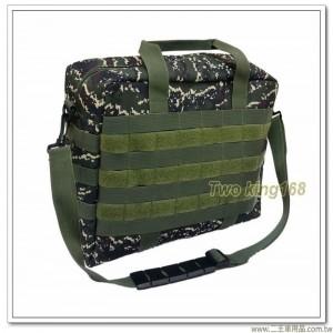 海軍陸戰隊數位虎斑迷彩戰術裝備袋(模組母袋)
