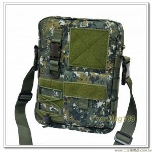 國軍數位迷彩戰術公文袋 #側背包 #摸魚袋