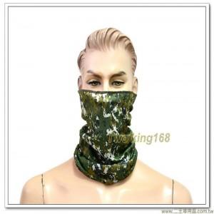 國軍數位迷彩頭套(領巾)(加厚款)