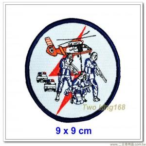 維安特勤臂章 #霹靂小組SWAT【5-52-1】