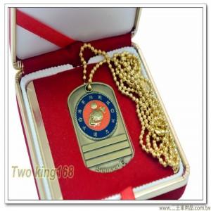 海軍陸戰隊兵籍名牌項鍊