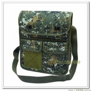 國軍數位迷彩公文袋(防水布材質)(昇) #軍用恰公袋 #軍用書包