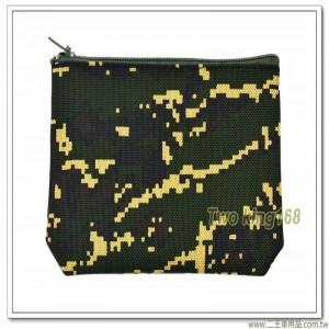 海軍陸戰隊數位虎斑零錢包(防水布)