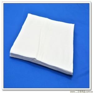 新式擦槍布(白色) #武器保養布 #通槍布 【30X30公分X25片】