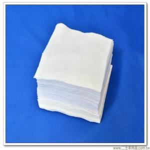 新式擦槍布(白色) #武器保養布 #通槍布 【10X10公分X120片】