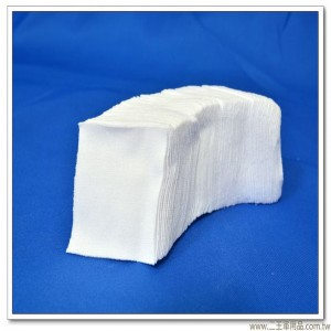 新式擦槍布(白色) #武器保養布 #通槍布 【6X6公分X450片】