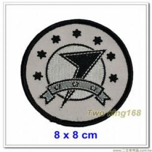 空軍737聯隊臂章(低視度) #空軍七聯隊【空軍臂章13-6】
