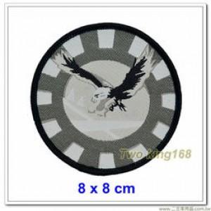 空軍松山基地指揮部臂章(低視度) #松指部【空軍臂章13-8】