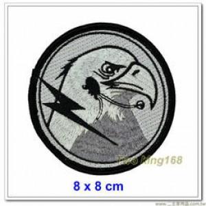 空軍通信航管資訊聯隊臂章(低視度) #空軍通航中隊臂章【空軍臂章13-15】