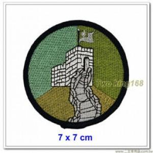 摩托化步兵200旅(古北部隊)低視度臂章【24-1-1】