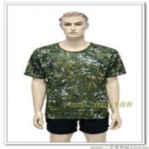 國軍數位迷彩排汗內衣