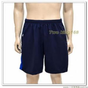 新式海軍運動短褲(藍色滾邊)