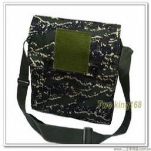 海軍陸戰隊數位虎斑迷彩乾糧袋(塑膠扣)(尼龍材質)