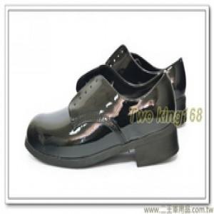 亮面皮鞋(木跟) #小皮鞋 #軍便服皮鞋