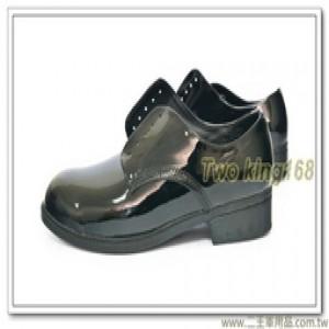 亮面皮鞋(膠跟) #小皮鞋 #軍便服皮鞋