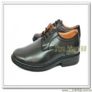 霧面皮鞋(膠跟)(警專訓練用) #小皮鞋 #軍便服皮鞋