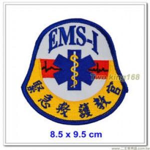 EMT緊急救護教官臂章 - EMS-I【1-28-2】