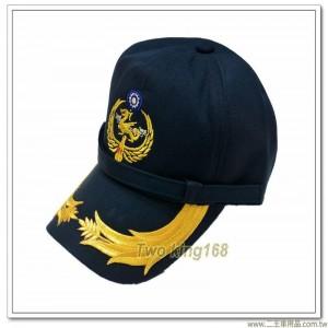 行政院海岸巡防署藍色便帽-軍官專用(M、L、XL )★海巡便帽★海巡小帽【NO.1-17-1】