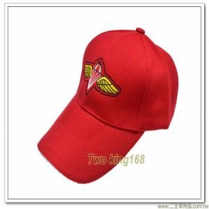 保傘連傘兵徽小帽(紅色)(排汗材質) ★空降特戰【Z1】帽沿滾邊顏色隨機出貨