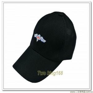 空投連傘兵徽小帽(排汗材質) ★空降特戰【Z3】帽沿滾邊顏色隨機出貨
