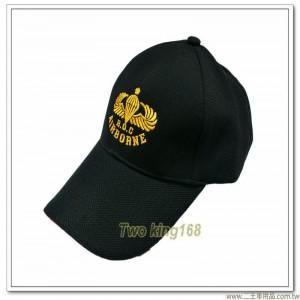 基本傘兵徽小帽(排汗材質) ★空降特戰【Z5】帽沿滾邊顏色隨機出貨