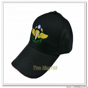 武漢徽傘兵徽小帽(排汗材質) ★空降特戰【Z6】帽沿滾邊顏色隨機出貨