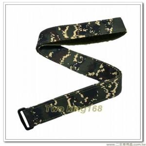 海軍陸戰隊數位虎斑迷彩內腰帶(魔鬼氈式)(寬度4公分)
