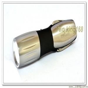 LED鋁合金手電筒(28W)+瑞士刀組合(六合一)