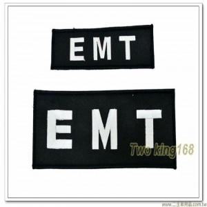 EMT緊急救護員反光背心活動布片(一組兩片)