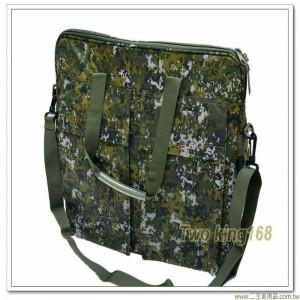 國軍數位迷彩飛行頭盔袋(大型)(防水尼龍布材質)