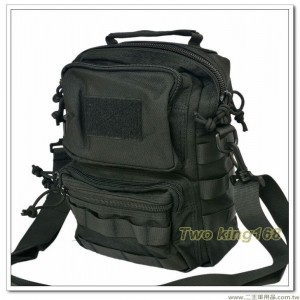 黑色側背包(洽公袋軍用書包)