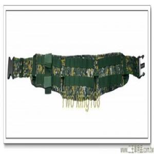 國軍數位迷彩戰術護腰套組(含S腰帶)