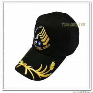 陸軍士官學校紀念帽(士校帽)(金蔥繡線)(國徽勇士)(陸軍專科學校)
